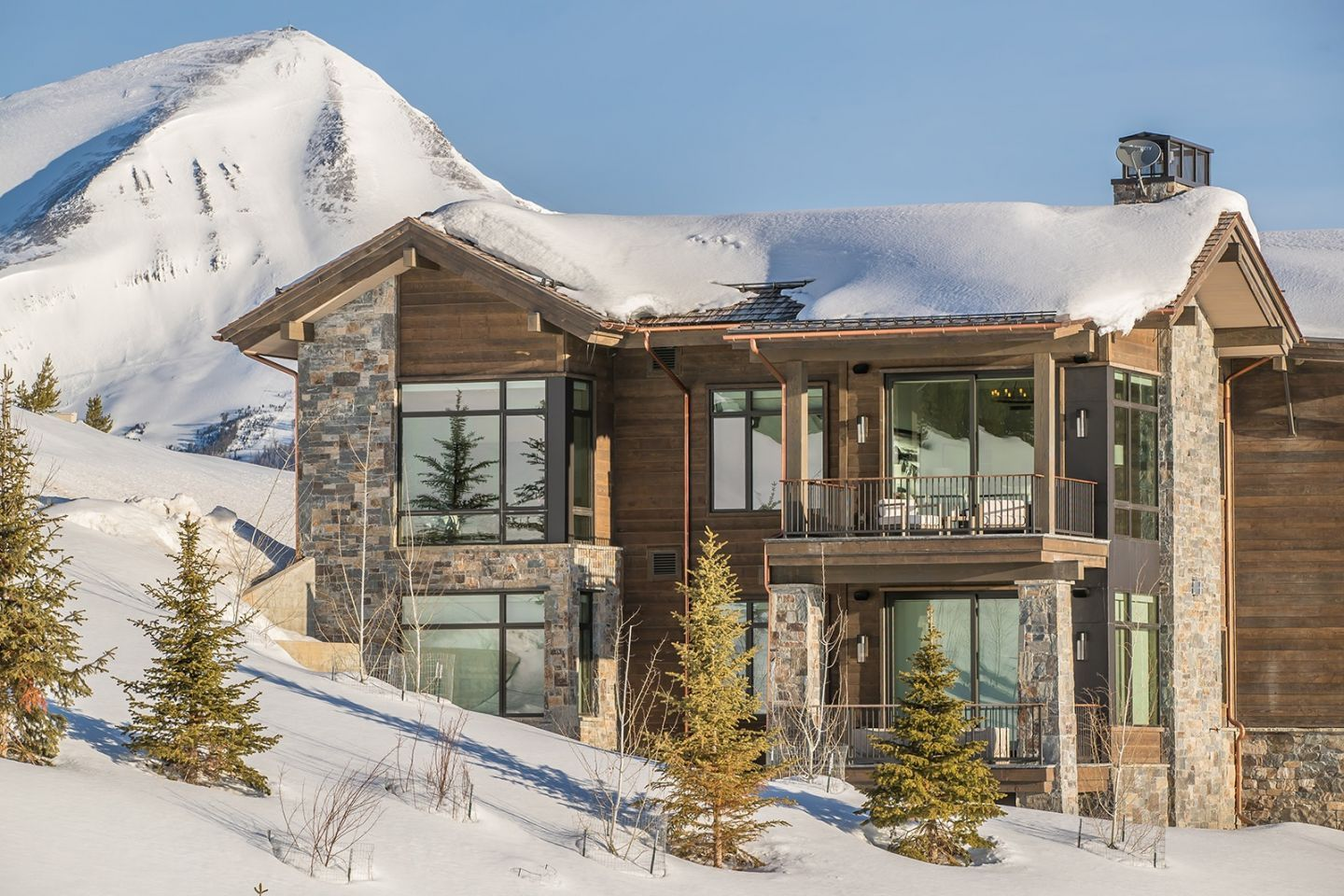 Get The Latest News On Yellowstone Club Houses